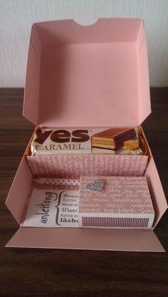 Geschenkbox für die Lieben basteln