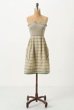 Changing Stripes Dress by Maeve