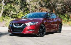 2019 Nissan Maxima: Coupe Vehicle with Fantastic Performance