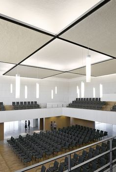 Templo Evangelico en Terrassa / OAB Templo Evangelico en Terrassa / OAB – Plataforma Arquitectura