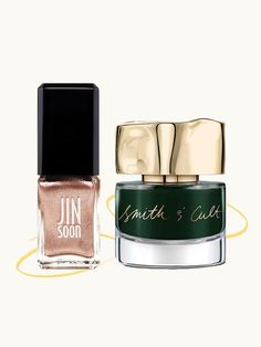 8 Trending Winter Nail Colors, According to Top Nail Salons via @ByrdieBeauty
