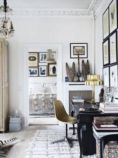 Interiors | Danish Apartment - DustJacket Attic