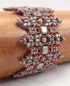 Instructions for Star Seed Bracelet   Beading by njdesigns1
