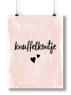 Let's Talk About Love, Boxing Quotes, Dutch Quotes, Kidsroom, Room Posters, Girl Room, Silhouette Cameo, Baby Love, Cuddles