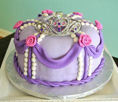 Princess+Sofia+Cake