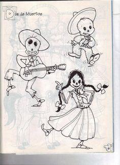 Los duendes y hadas de Ludi: Recursos para halloween ( poesias, canciones , revista día de muertos...).