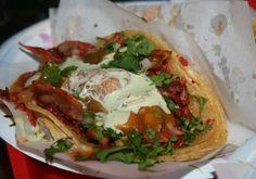 Tacos de Al Pastor!