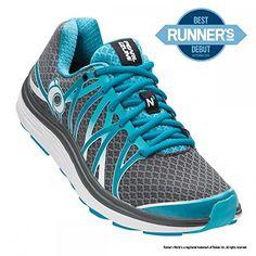 a788d0c6098d5a Pearl Izumi Womens W EM Road N 3 Running Shoe Shadow GreyAlgiers Blue 11 B  US