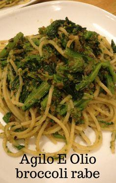 ... spaghetti 6 cloves garlic – finely sliced 1/3 C parsley – minced 1