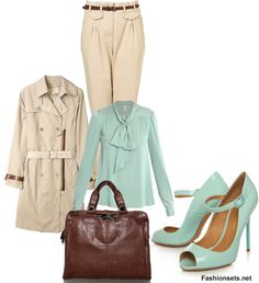 How To Dress To Impress For A Job Interview – Fashion Sets For Job Interview