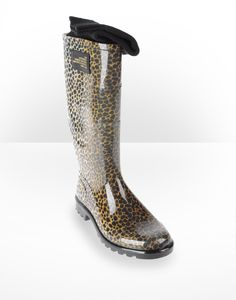 I would buy these. And I'm not even into rain boots.
