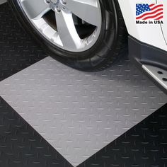 Shop for BlockTile Garage Flooring Interlocking Diamond Top Tiles (Pack of Get free delivery On EVERYTHING* Overstock - Your Online Home Improvement Shop! Pvc Flooring, Basement Flooring, Rubber Flooring, Floors, Bathroom Floor Tiles, Tile Floor, Garage Floor Mats, Interlocking Floor Tiles, Basement Windows