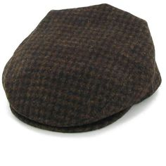 Belfry Danny - Harris Tweed Ivy Cap