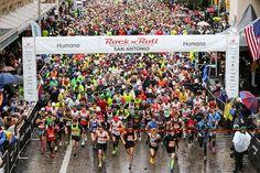 RunnersWeb  Athletics: Mark Pinales Triumphs in Half Marathon at Humana Rock 'n' Roll San Antonio