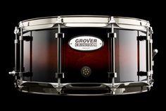 Grover Custom Drums | GCD-13-011316 Drums, Music Instruments, Percussion, Musical Instruments, Drum, Drum Kit