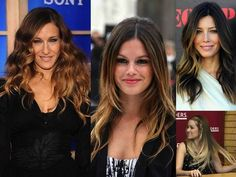 Celebrity Hair Trends to Try for Summer