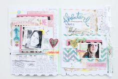 Scrapbooking Memory File - Janna Werner