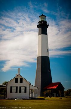 historic Tybee Island Lighthouse on Tybee Island, Georgia  -Two Eyes One Image Photography