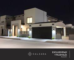 No te quedes fuera.   Solo 66 familias tendrán la exclusividad de vivir en CALZADA Residencial.  Conoce nuestra Residencia Modelo y descubre la nueva forma de vivir en Mexicali.  Vive #calzadalife. Urban, Mansions, Architecture, House Styles, Home Decor, Templates, Shape, Live, Cities