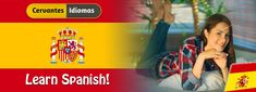 Save and Learn to Speak Spanish! Get this Comprehensive Beginner to Advanced Online Course by Cervantes Idiomas! Learn To Speak Spanish, Language Acquisition, Effective Teaching, Only Online, Course Offering, Language School, Teaching Methods, Online Deals, Teaching Spanish