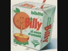 Billy, il succo d'arancia