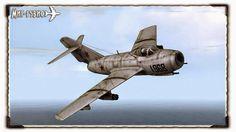 Aviones Caza y de Ataque: MiG-15 Fagot                        Cañones: 3× 1× Nudelman N-37 de 37 mm con 40 proyectiles. 2× Nudelman-Rikhter NR-23 de 23 mm con 80 proyectiles cada uno. Puntos de anclaje: 2 pilones subalares con una capacidad de 500 kg, para cargar una combinación de: Bombas: 2× bombas de 100 o 250 kg Cohetes: 2× contenedores de cohetes Otros: 2× tanques de combustible externos