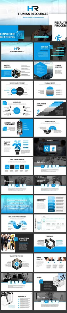 101 best powerpoint resume template images in 2018