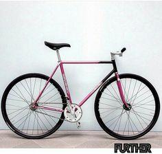 Fixie pink