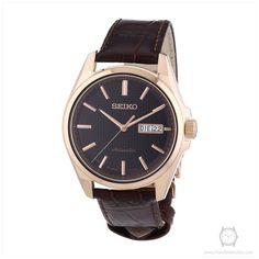 SEIKO SRP470J1 Mens Automatic Prestage Watch
