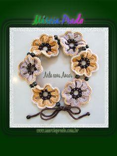Cinto de Flores  https://www.facebook.com/messages/100000566821939#!/MarciaPradoArteComAmor