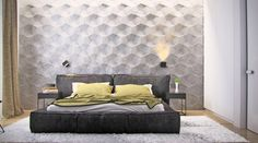 Top Bedroom Wall Textures Ideas cover