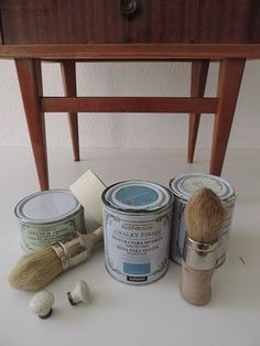 reciclar una mesilla de noche materiales House Furniture Design, Paint Furniture, Home Decor Furniture, Interior Design Living Room, Diy Home Decor, Pintura Patina, Chalky Paint, Furniture Painting Techniques, Chalk Paint Projects