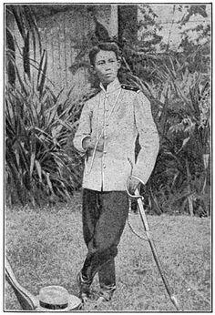 Gregorio Hilario del Pilar y Sempio (November 1875 – December Philippine Army, President Of The Philippines, Hilario, Historical Pictures, History Facts, Manila, Old Pictures, Filipino, Battle