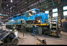 RailPictures.Net Photo: WE 7355 Wheeling & Lake Erie EMD SD40-2 at Brewster, Ohio by Brad Morocco