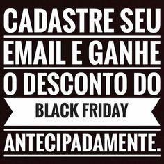 💟 Receba o desconto do Black Friday antecipadamente!!! 💰 Pague através do Boleto Bancário e ganhe 5% de desconto. 💳 Ou pague em até 6x sem juros. 📦 Receba as semijoias embaladas para presente. ✈ Frete grátis acima de R$ 150,00 via PAC para todo o Brasil.