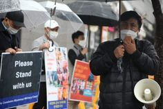 In March 27, Chin Youth Organization in South Korea protest in front of JUNTA embassy In South Korea. #whatshappeninginmyanmar South Korea, Youth, March, Military, Organization, Shit Happens, Fictional Characters, Getting Organized, Organisation