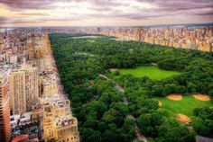 Central Park, New York City. By far, my favorite place in the world.