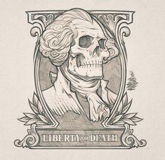 Skull Tattoo Design, Tattoo Design Drawings, Skull Tattoos, Tattoo Sketches, Body Art Tattoos, Drawing Sketches, Sleeve Tattoos, Art Drawings, Chicano Tattoos