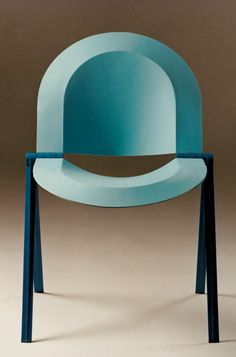 Circle Chair by Gijs Bakker — a 1979 prototype for Vitra: Circle Chair by Gijs Bakker — a 1979 prototype for Vitra Vitra Furniture, Design Furniture, Luxury Furniture, Vintage Furniture, Cool Furniture, Modern Furniture, Table Design, Chair Design, Auditorium Chairs