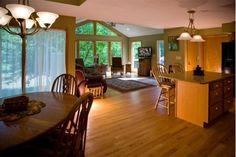 Gorgeous warm kitchen designs