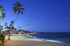 Praia de Jatiúca - Maceió, Alagoas- Brasil