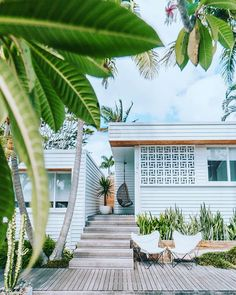 Gallery - Bask and Stow Beach Bungalow Exterior, Beach House Exteriors, Beach Bungalows, Beach Shack, Beach Cottages, Country Cottages, Coastal Homes, House Front, Exterior Design