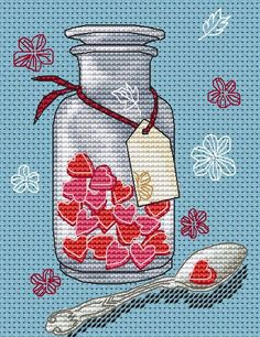 Gallery.ru / Фото #17 - Схемы для проектов - slovew Blackwork Cross Stitch, Cross Stitch Owl, Small Cross Stitch, Cross Stitch Cards, Cross Stitch Flowers, Counted Cross Stitch Patterns, Cross Stitch Designs, Cross Stitching, Modern Cross Stitch