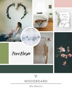 the moodboard basics / holly marie designs