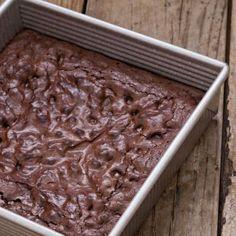 Sugarless and low-carb brownies