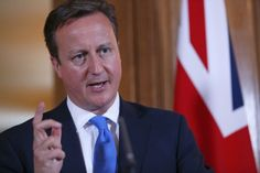 British Prime Minister Cameron rejects call for Sochi 2014 boycott