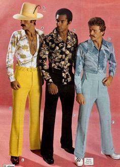 70s male fashion