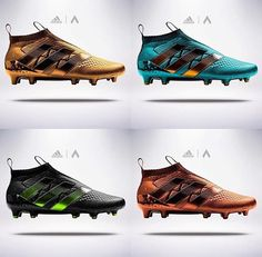 Harry Potter themed cleats