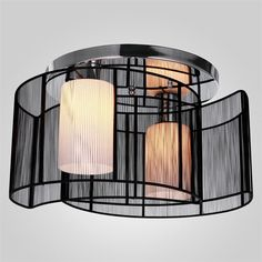 シーリングライト 玄関照明 照明器具 天井照明 月 現代的 黒色 2灯