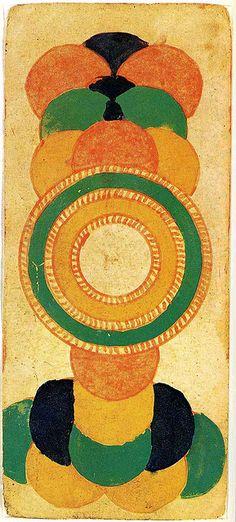 Tantra manuscript leaf by Yadupati, via Flickr